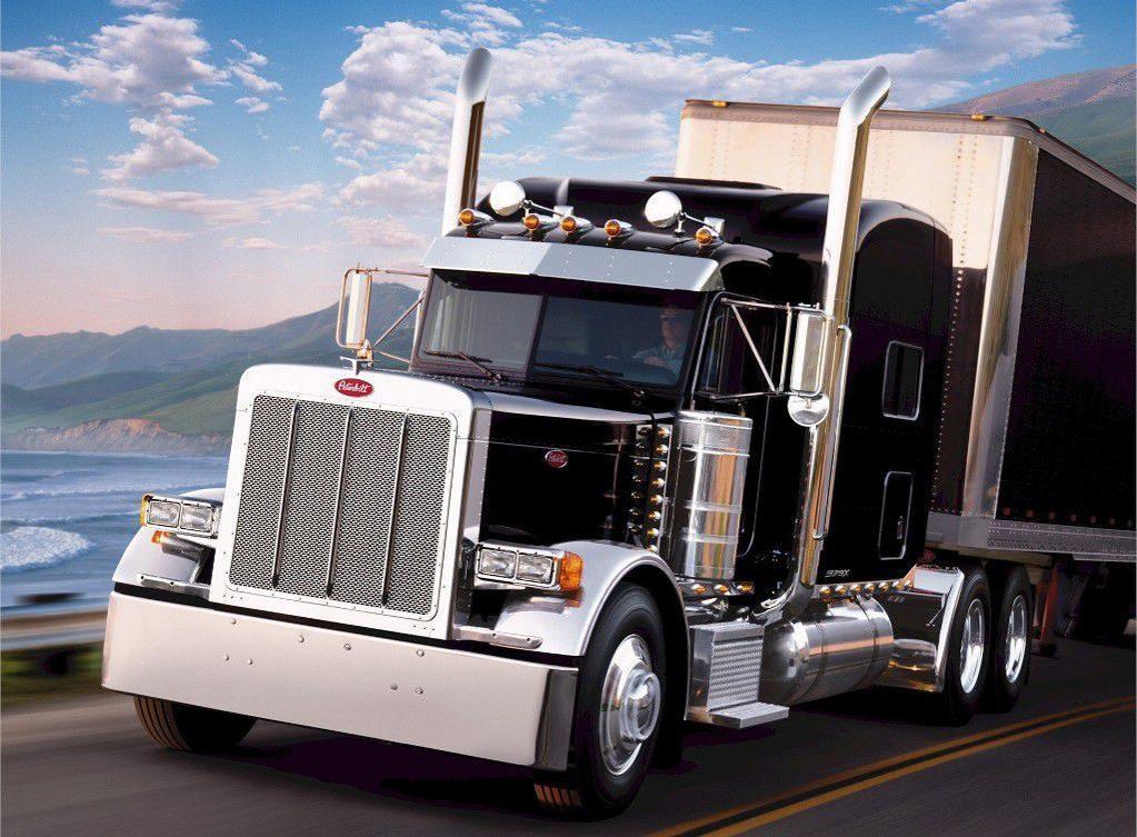 Тахограф на американский грузовик