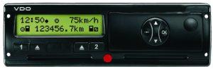 Цифровой тахограф ЕСТР-тахограф DTCO 1381 для международных перевозок